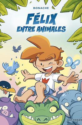 Félix entre animales (Cartoné 96 pp)