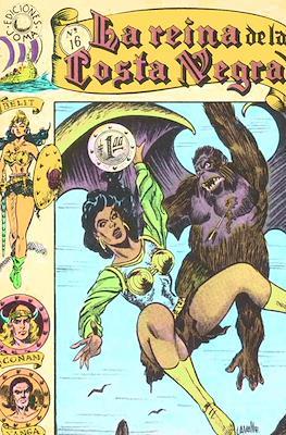 La Reina de la Costa Negra (2ª época - Grapa) #16