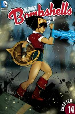 DC Comics: Bombshells (Digital) #14