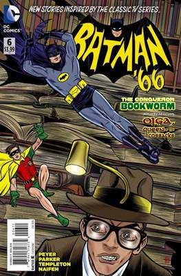 Batman '66 (Comic Book) #6