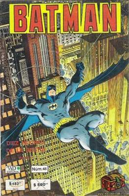 Batman (1987-2002) (Grapa) #48