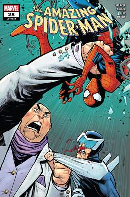 The Amazing Spider-Man Vol. 5 (2018 - ) (Comic Book) #28