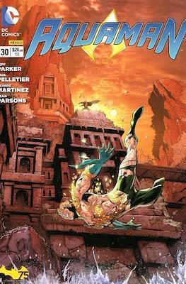 Aquaman (Grapa) #30