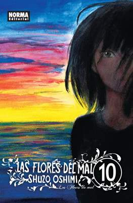 Las flores del mal (Rústica con sobrecubierta 208 págs) #10