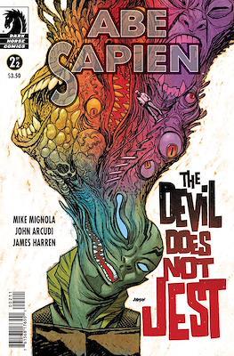Abe Sapien (Comic Book) #10