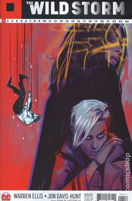 The Wild Storm (Variant Covers)