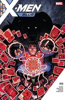 X-Men Blue #10