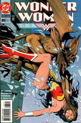 Wonder Woman Vol. 2 (1987-2006) (Comic Book) #85