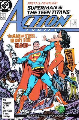 Action Comics Vol. 1 (1938-2011; 2016-) (Comic Book) #584