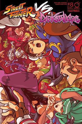 Street Fighter Vs. Darkstalkers (Comic-book) #8