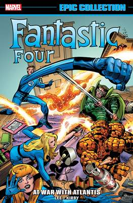Fantastic Four Epic Collection #6
