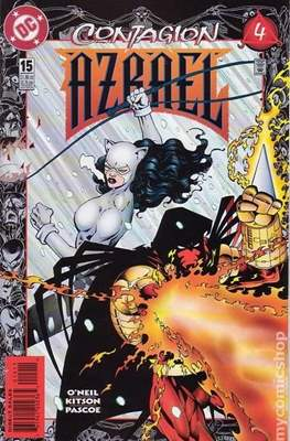 Azrael: Agent of the Bat (1995-2003) (Grapa) #15