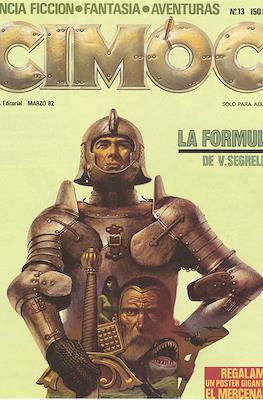 Cimoc (Grapa 60-132 pp) #13