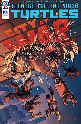 Teenage Mutant Ninja Turtles (2011-...) (Comic-book) #95