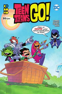 Teen Titans Go! (Grapa) #30