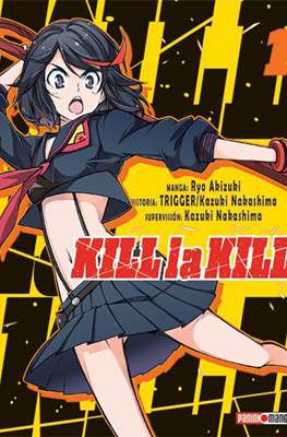 Kill la Kill (Rústica) #1