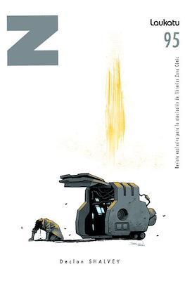 Zona Cómic / Z Vol. 4 (Grapa) #95