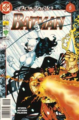 Batman Vol. 1 (1987-2002) (Grapa) #246