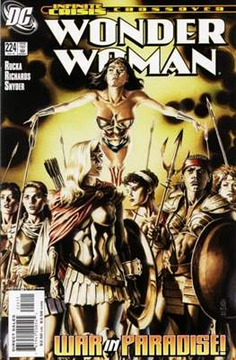 Wonder Woman Vol. 2 (1987-2006) (Comic Book) #224
