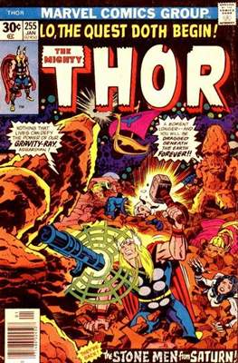 Journey into Mystery / Thor Vol 1 (Comic Book) #255