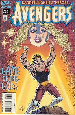 The Avengers Vol. 1 (1963-1996) (Grapa) #384