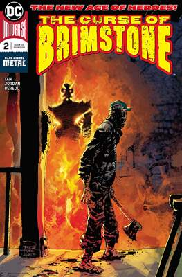 The Curse of Brimstone (Comic Book) #2