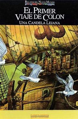 Relatos del Nuevo Mundo (Cartoné 72 pp) #1