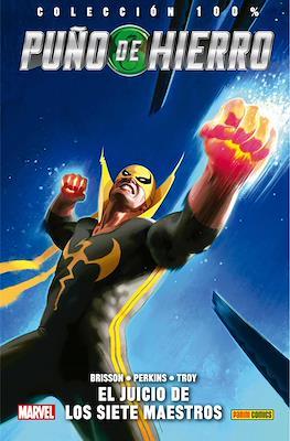 Puño de Hierro.100% Marvel HC (Cartoné 112 pp) #1