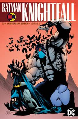 Batman: Knightfall - 25th Anniversary Edition #2