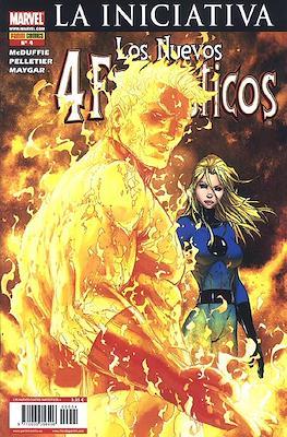 Los 4 Fantásticos / Los Cuatro Fantásticos Vol. 7 (2008-) (Grapa 24-48 pp) #4
