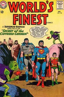 World's Finest Comics (1941-1986) #138