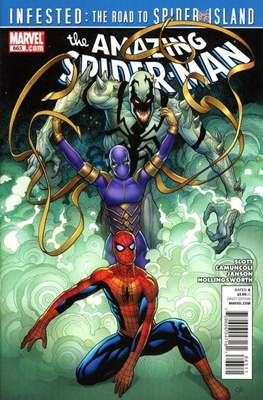 The Amazing Spider-Man Vol. 2 (1999-2014) (Comic-Book) #663