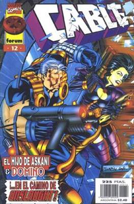 Cable Vol. 2 (1996-2000) (Grapa 24 pp) #12