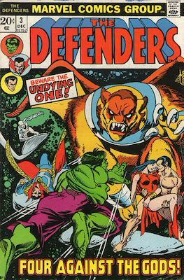 The Defenders vol.1 (1972-1986) #3