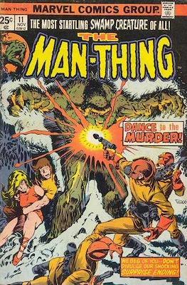 The Man-Thing Vol. 1 (1974-1975) (Comic Book) #11