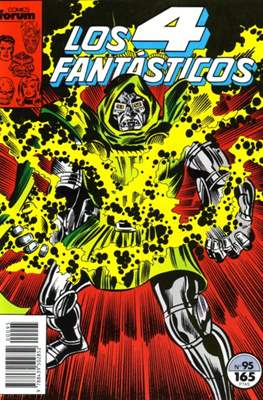 Los 4 Fantásticos Vol. 1 (1983-1994) (Grapa 36-32-24 pp) #95
