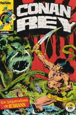 Conan Rey #16