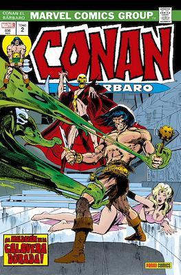 Conan el Bárbaro. Marvel Omnibus (Cartoné 776-856 pp) #2