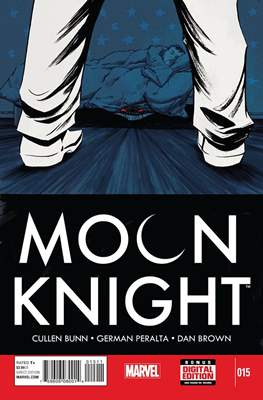 Moon Knight Vol. 5 (2014-2015) (Comic Book) #15