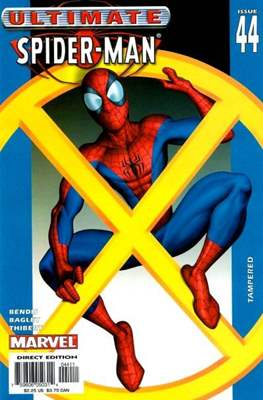 Ultimate Spider-Man (2000-2009; 2011) (Comic-Book) #44