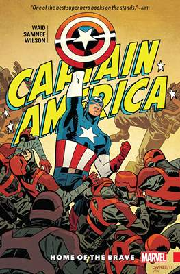 Captain America Vol. 8 (2017-2018) (Softcover 152 pp) #1