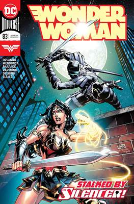 Wonder Woman Vol. 5 (2016-) (Comic book) #83