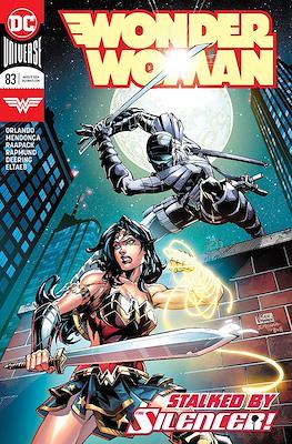 Wonder Woman Vol. 5 (2016-2020) (Comic book) #83