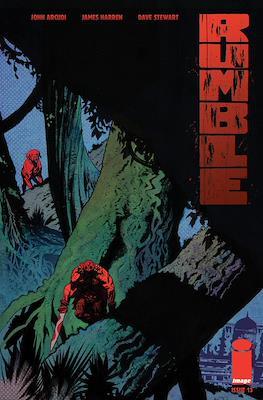 Rumble (Comic-book) #13