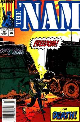 The 'Nam Vol 1 (Comic-book.) #39