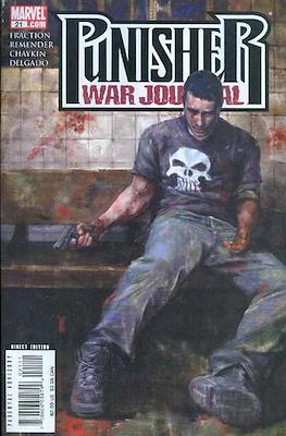 Punisher War Journal Vol 2 (Comic Book) #21