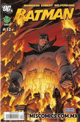 Batman (2009-2011) (Grapa) #12