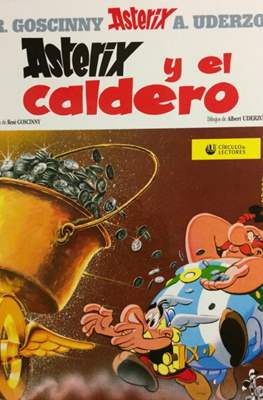 Astérix (Cartoné, 48 pág.) #13