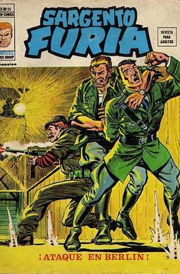 Sargento Furia Vol. 2 (Rústica 52 pp. 1973-1975) #24