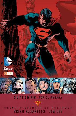 Grandes Autores de Superman: Brian Azzarello y Jim Lee. Por el mañana